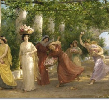 Maidens and Roses