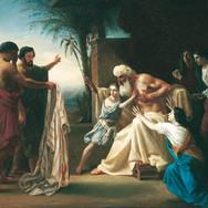 Jacob Receiving Joseph's Bloody Coat