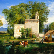 Landscape of San Cristobal Romita