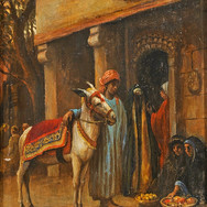 Street Scene in Algeria