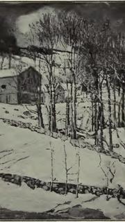 43. Winter Sunshine by Gardner Symons