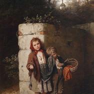 Begging Children