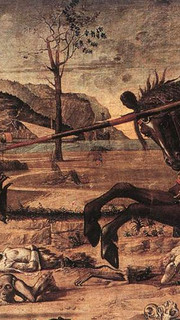 35. St. George and the Dragon by Vittore Carfaccio
