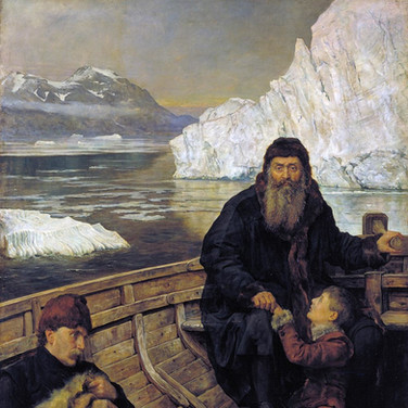 Last Voyage of Henry Hudson