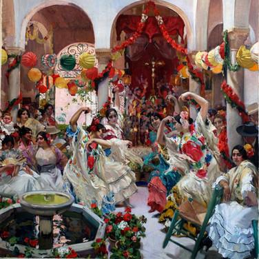 Sevilla, El Baile