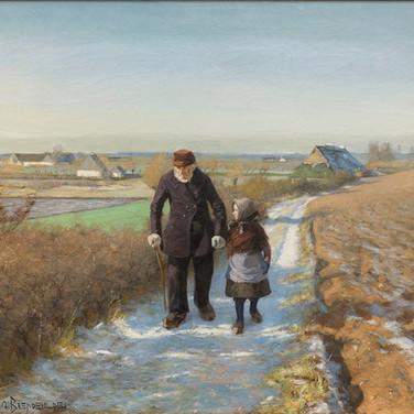 Den Gamle Mand og Barnet