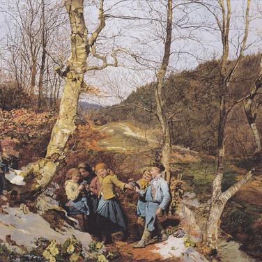 Early Spring in Wienerwald