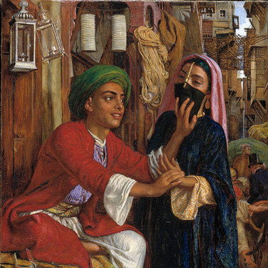 The Lantern Maker's Courtship