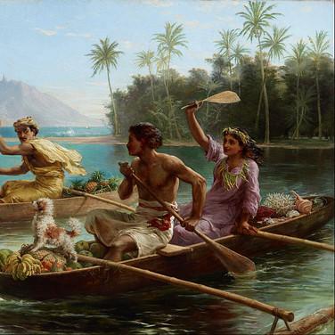 Race to the Market, Tahiti