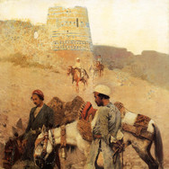 Traveling in Persia