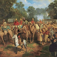 Memorandum of the Start of the Exploring Expedition
