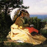 La Femme a l'Ombrelle