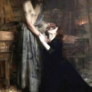 Christ and Magdalene