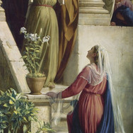 The Meeting of Mary and Elisabeth