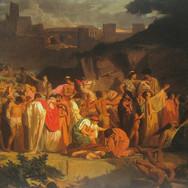 The Jews Led Into Captivity