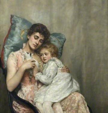 Nettie and Joyce