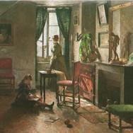 Interior from Paris