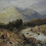 Highland Scene Near Dalmally
