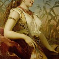 Die Mandolinspielerin