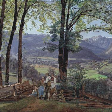 View of Ischl