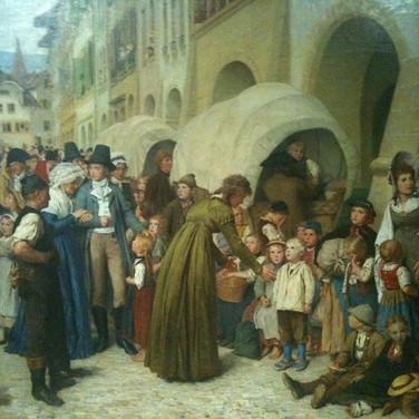 Pestalozzi and the Orphans