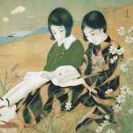 Two Girls by the Sea (Japan)