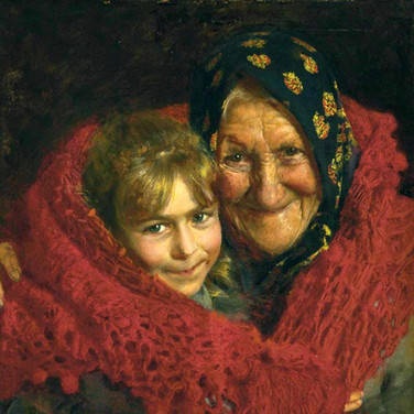 Grandmother and Child