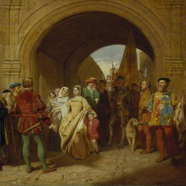 Queen Margaret's Defiance of the Scottish Parliament