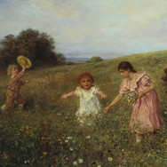 In the Spring Meadow