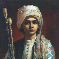 A Turkish Boy Responsible for Pipe Cleaning