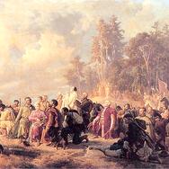 Prayer of the Bar Confederates Before the Battle of Lanckorona