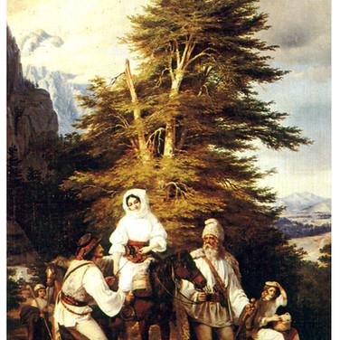 Famille Valaque Descendant au Marche