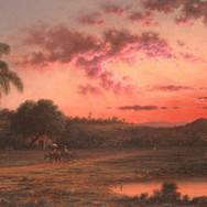 Sunset: A Scene in Brazil
