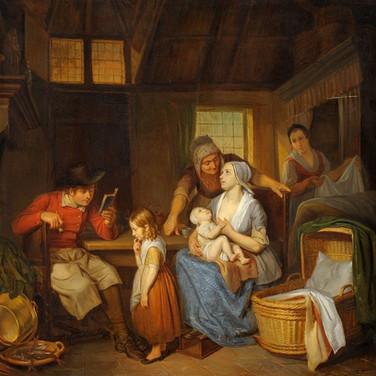 Eine Gluckliche Familie
