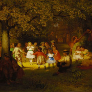 Picnic Party in the Woods