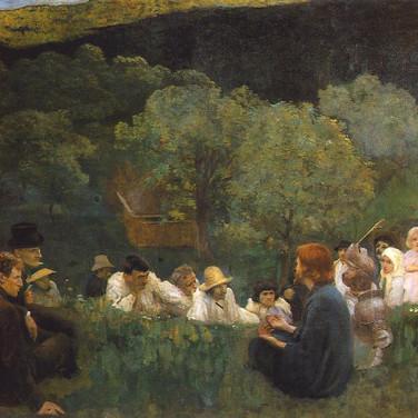 Sermon on the Mountain