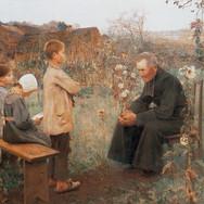 La Lecon de Catechisme