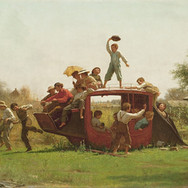 The Old Stagecoach