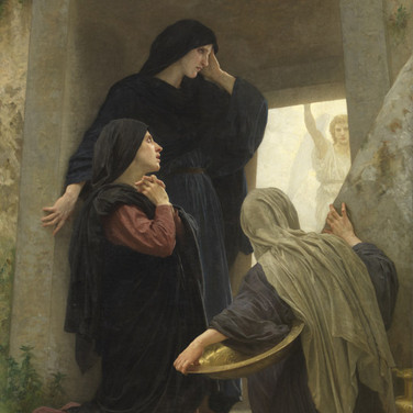 The Holy Women at the Tomb