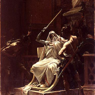 La Prise de Rome
