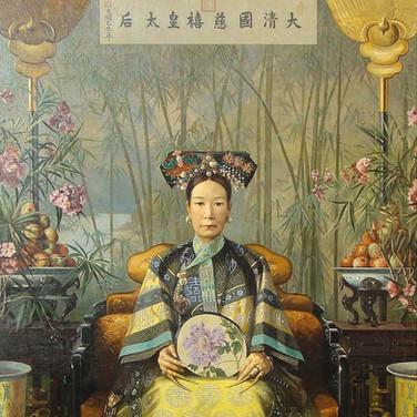 Dowager Empress Cixi (China)