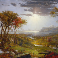 Autumn on the Hudson River