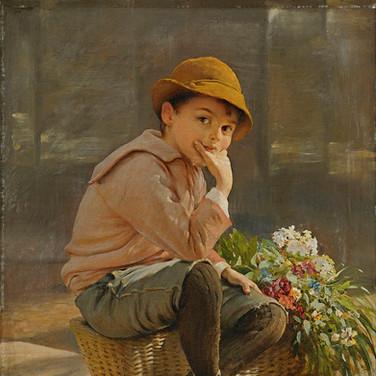 Guarding the Flower Basket