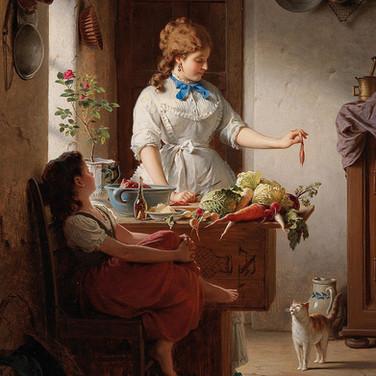 A Kitchen Idyll