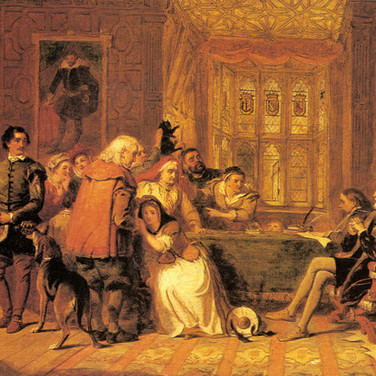 The Witch Trial