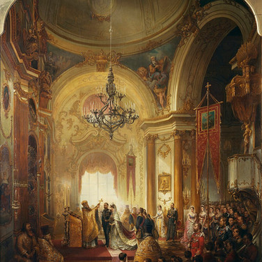 Marriage of Prince Alfred