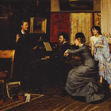 Music in the Studio