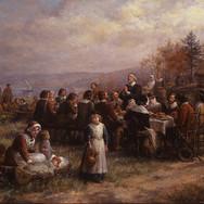 Thanksgiving at Plymouth