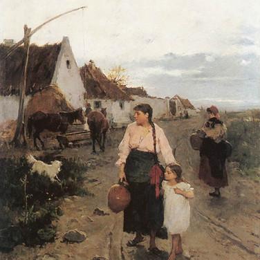 On the Fringe of the Village