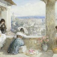 The Alhambra Granada Spain